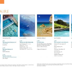 Magazine VIP Club Med